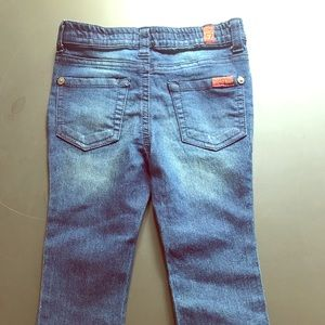 Jeans - 18 months (size) from 7 For all Mankind